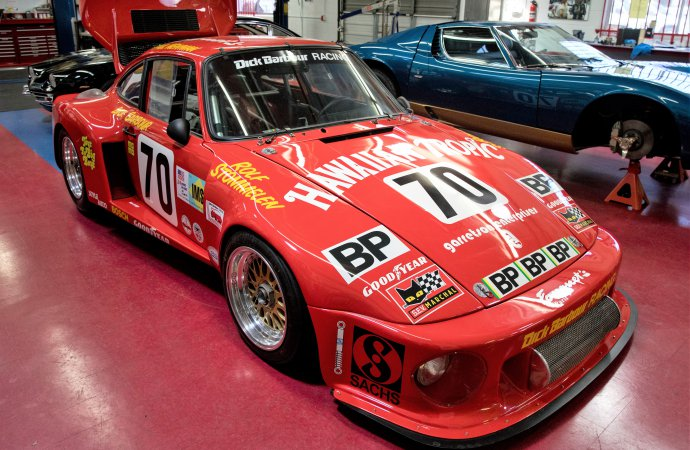 Paul Newman race cars featured at San Marino Motor Classic