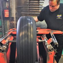 The lost art of tire truing
