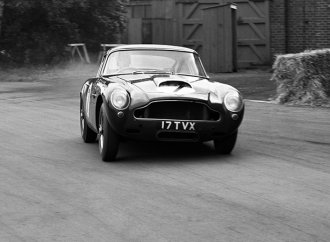 Aston Martin celebrates 70 years of DB heritage
