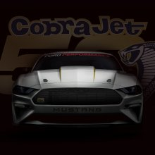 Order books open for 50th anniversary Ford Mustang Cobra Jet racer