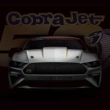 Order books open for 50th anniversary Ford Mustang Cobra Jet racer