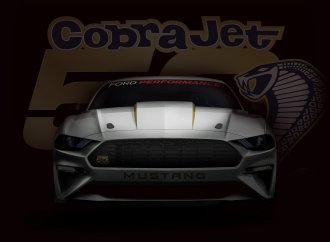 Ford to release speedy 50th anniversary edition of Mustang Cobra Jet