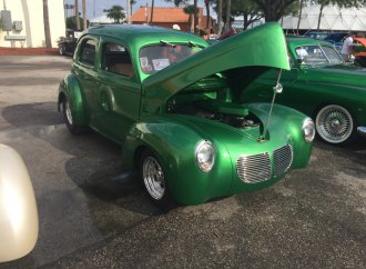 Street Rod award winners at Tampa