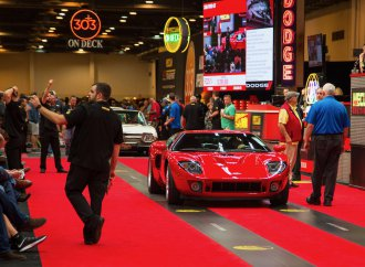 Contemporary collectibles dominate Mecum's Houston auction
