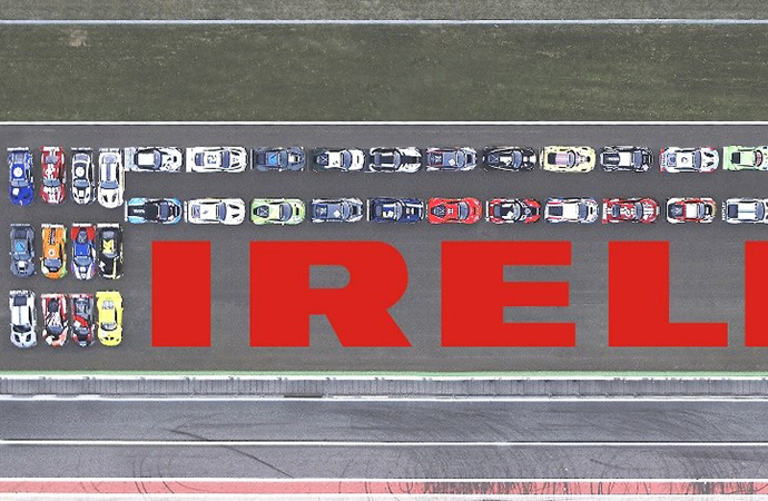 Pirelli recreates iconic ad 40 years later at historic raceway