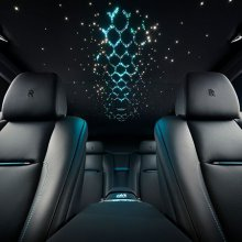 Rolls-Royce embracing dark side with Adamas Collection
