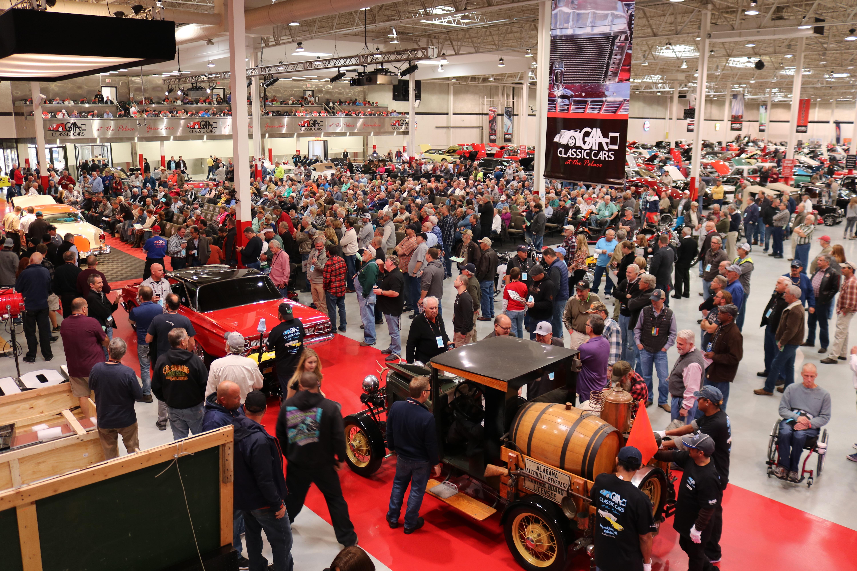 Greensboro Classic Auctions Post Million In March Sales - Car show greensboro