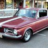 Fast-fish '65 Plymouth Barracuda