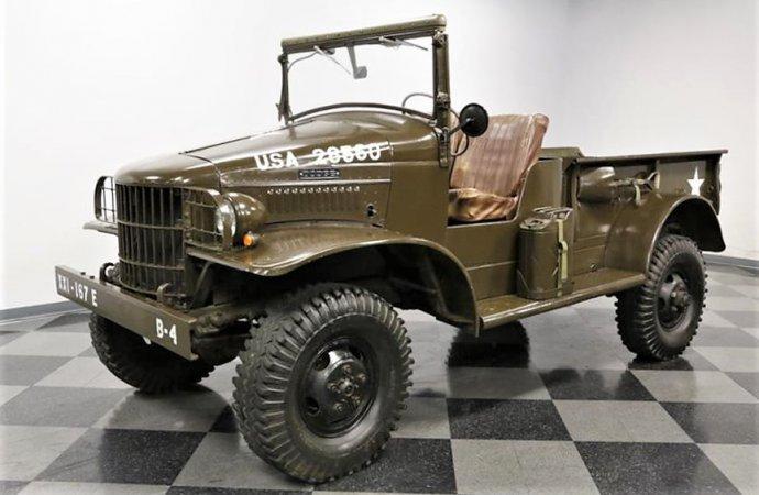 Military-grade 1941 Power Wagon