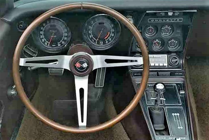 1968 Corvette Stick Shift