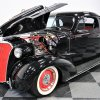 Clean 1937 Chevy street rod