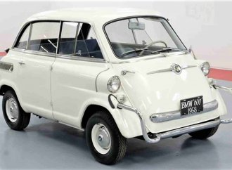 Stretch-limo '58 BMW Isetta 600
