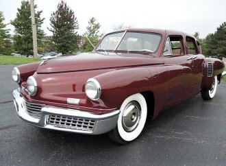 Genuine 1948 Tucker 48 sedan