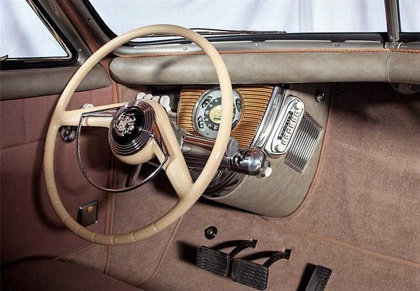 Tucker, Genuine 1948 Tucker 48 sedan, ClassicCars.com Journal