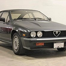 Nice project Alfa Romeo GTV 6 with low miles, single owner