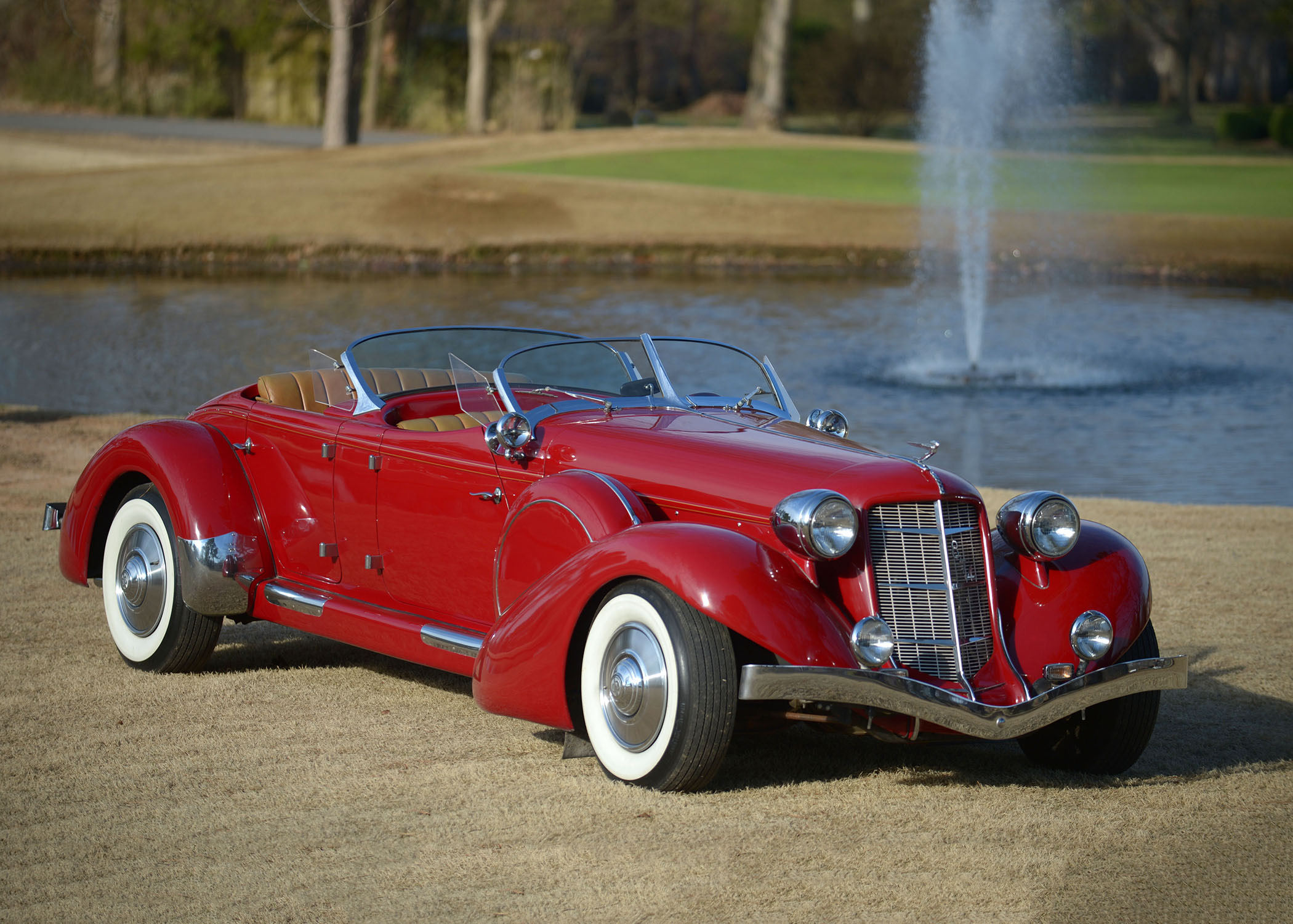 Leake auction, Leake's flagship Tulsa auction to span four days, ClassicCars.com Journal