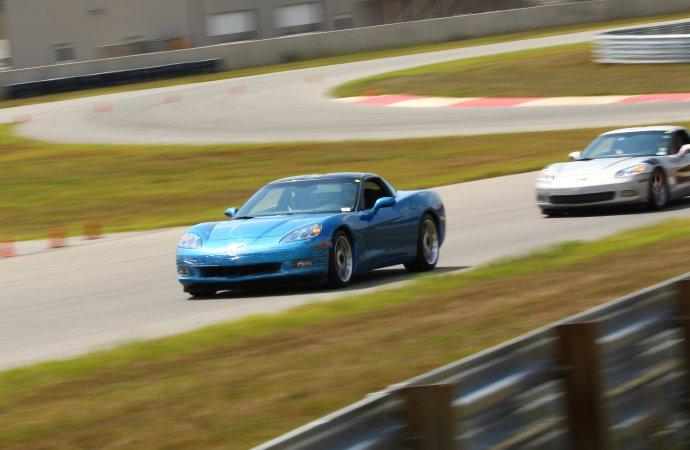 Corvette museum's motorsports park offers race track intro