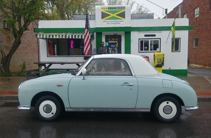 Driven: 1990 Nissan Figaro