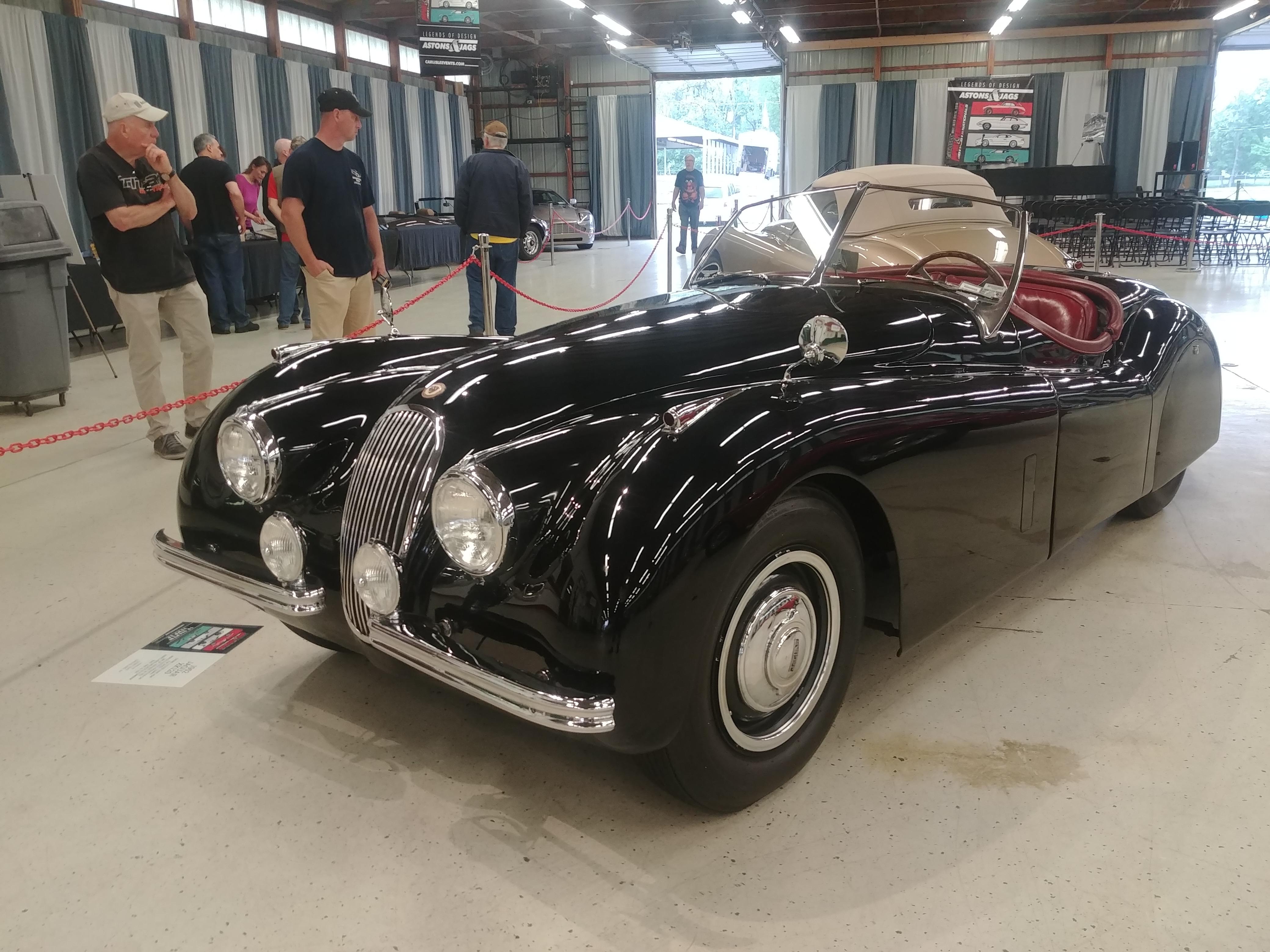 Carlisle Import, Jaguar, Citroen and Saab shine at Carlisle, despite the weather, ClassicCars.com Journal
