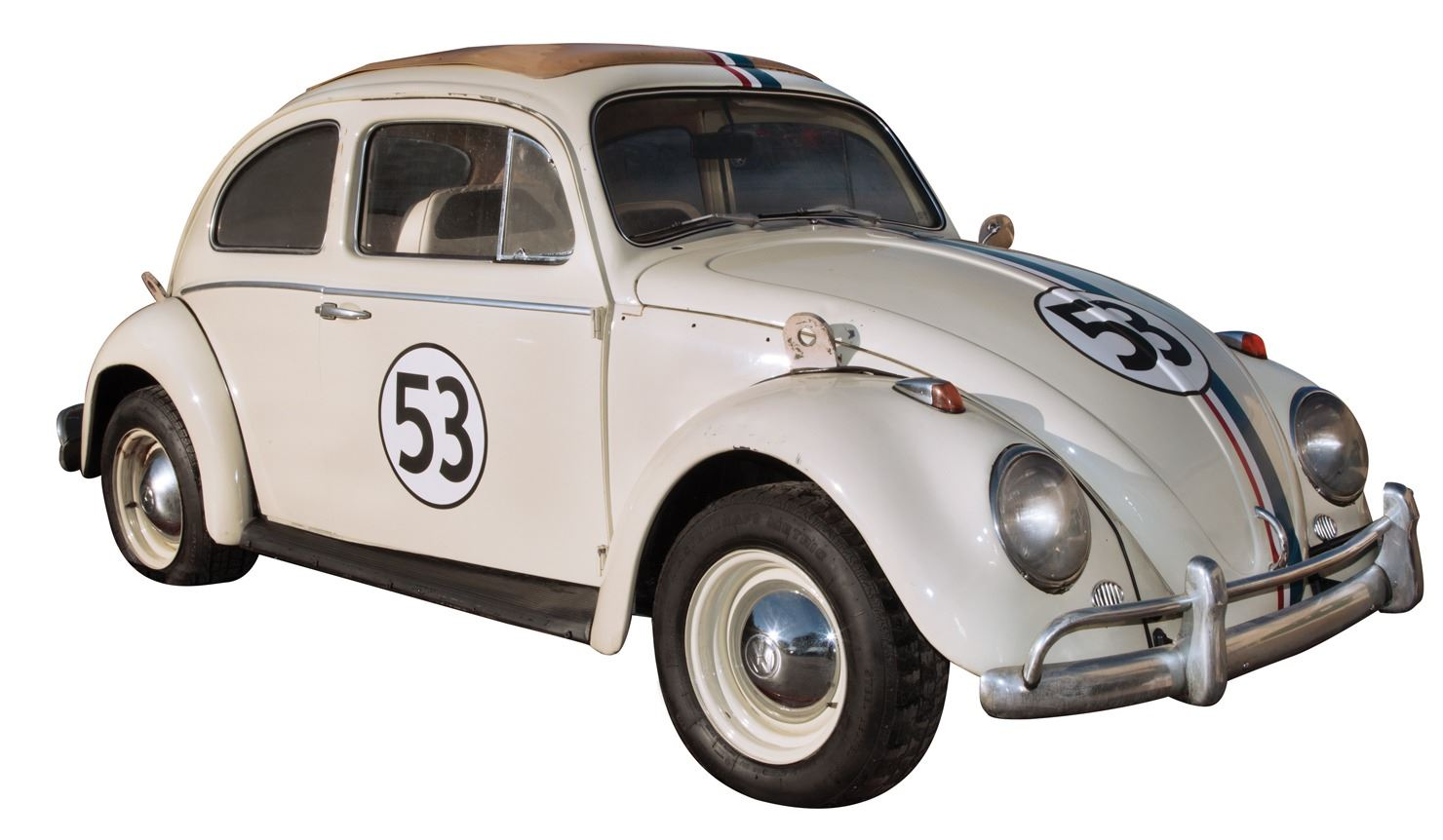 hollywood car auction herbie