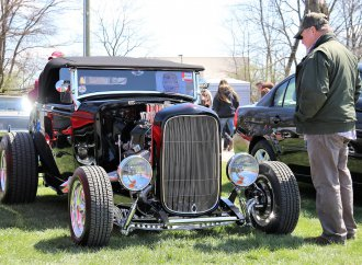 Chilly but packed Spring Carlisle, plus more upcoming events