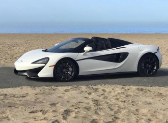 McLaren makes 5,000th U.S. delivery