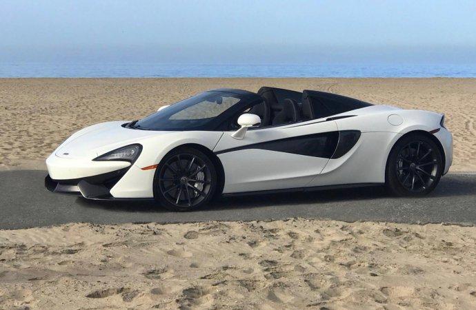 McLaren makes 5,000th U.S. delivery
