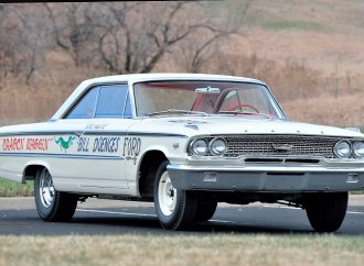 Ford Galaxie 'lightweights' offered at Mecum from Rick Kirk's lot