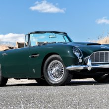 Early Americans to '60s sports cars at Bonhams' Greenwich sale