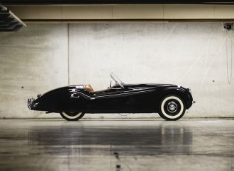 Jaguar once owned by Clark Gable to blow into Carlisle show