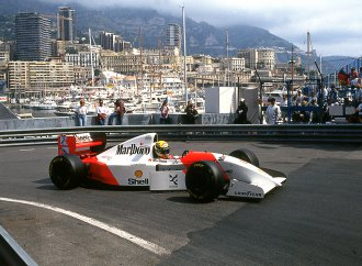 Sennasational! F1 cars top Bonhams Monaco auction