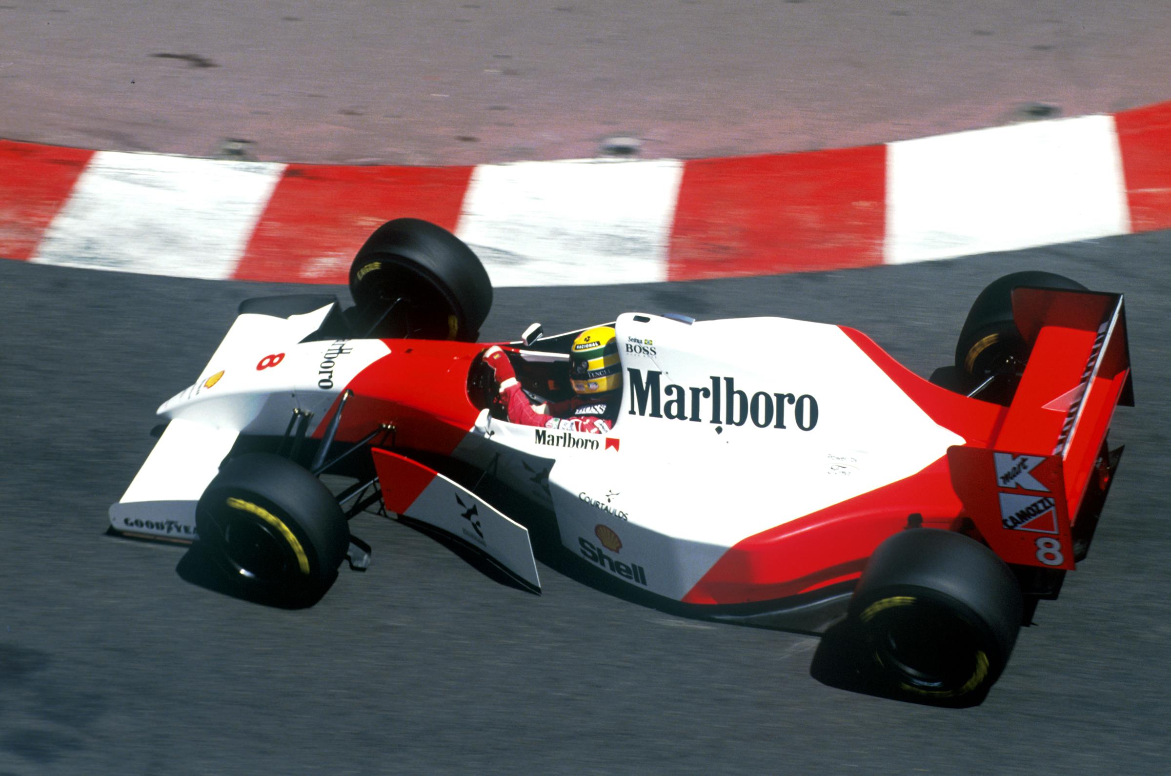 Sennasational! F1 cars top Bonhams Monaco auction