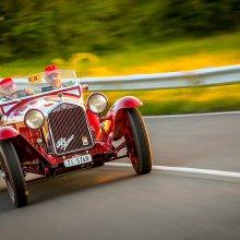Alfa Romeo sweeps 2018 Mille Miglia