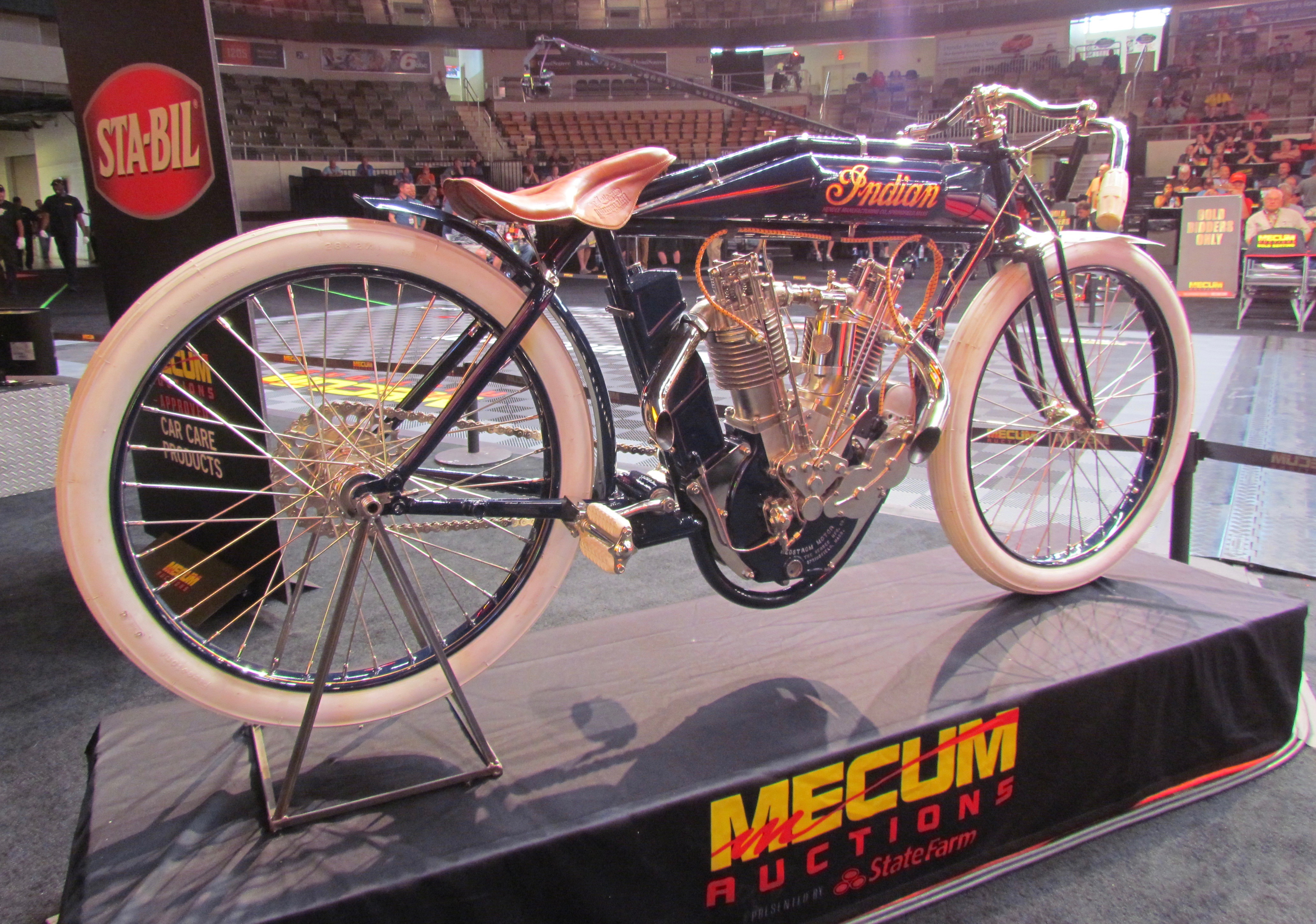 Mecum Auctions, Indy's over, but Mecum calendar has three auctions in four-week period, ClassicCars.com Journal
