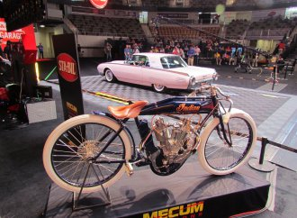 Indy's over, but Mecum calendar has three auctions in four-week period