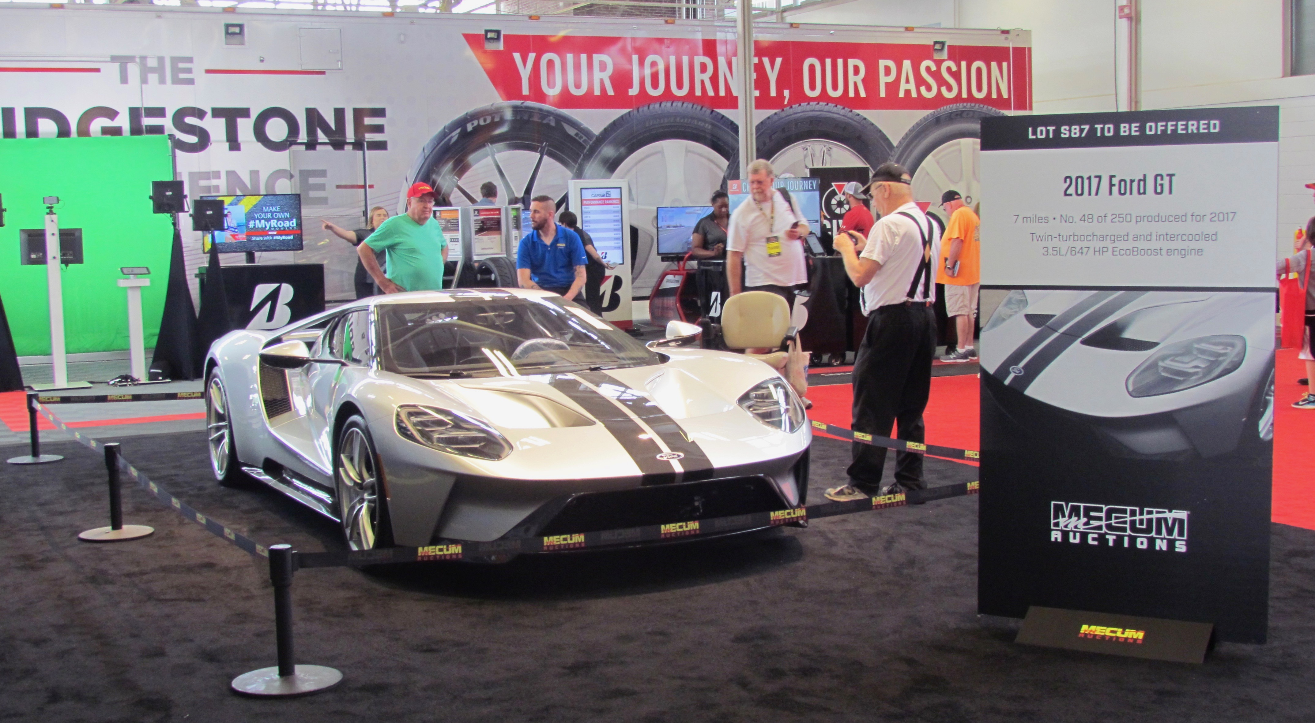 Ford GT, Controversial consignment: New Ford GT added to Mecum's Indy auction docket, ClassicCars.com Journal