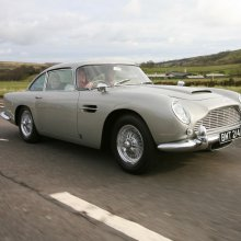 James Bond's 'GoldenEye' DB5 going to auction