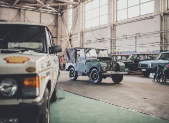 Land Rover celebration highlights weekly roundup of museum news