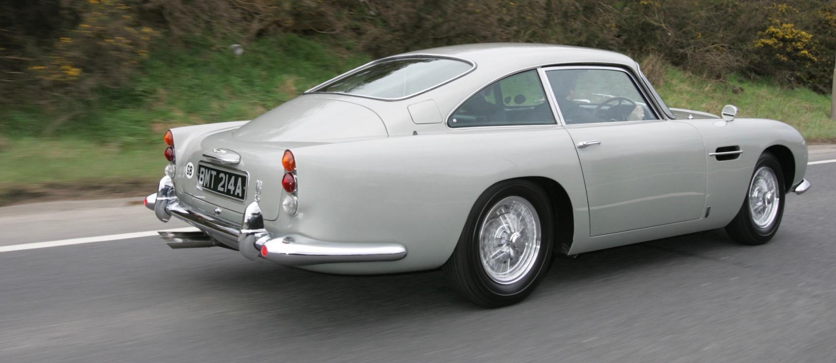 James Bond, James Bond's 'GoldenEye' DB5 going to auction, ClassicCars.com Journal
