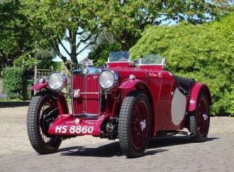 Vintage racers highlight H&H 'Fame' sale