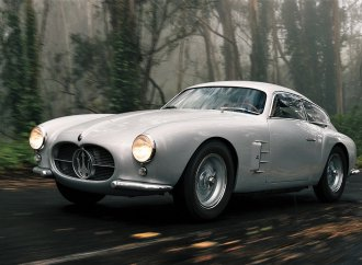 Glorious 1956 Maserati Zagato set for RM Sotheby's Monterey sale