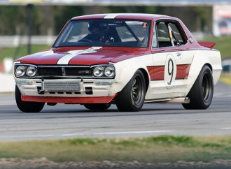 Skyline Drive: Only Skyline in the field wins Nissan/Datsun feature at the Mitty