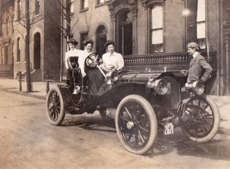 1906 Packard Model S, the gentleman's sports car