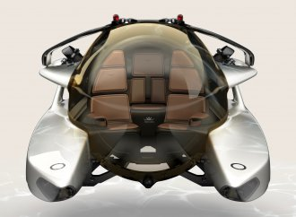 Q trumped: Aston Martin and partner set production of three-person submersible