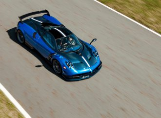 $700K down, $25,339 a month to lease one of 40 Pagani Huayra roadsters