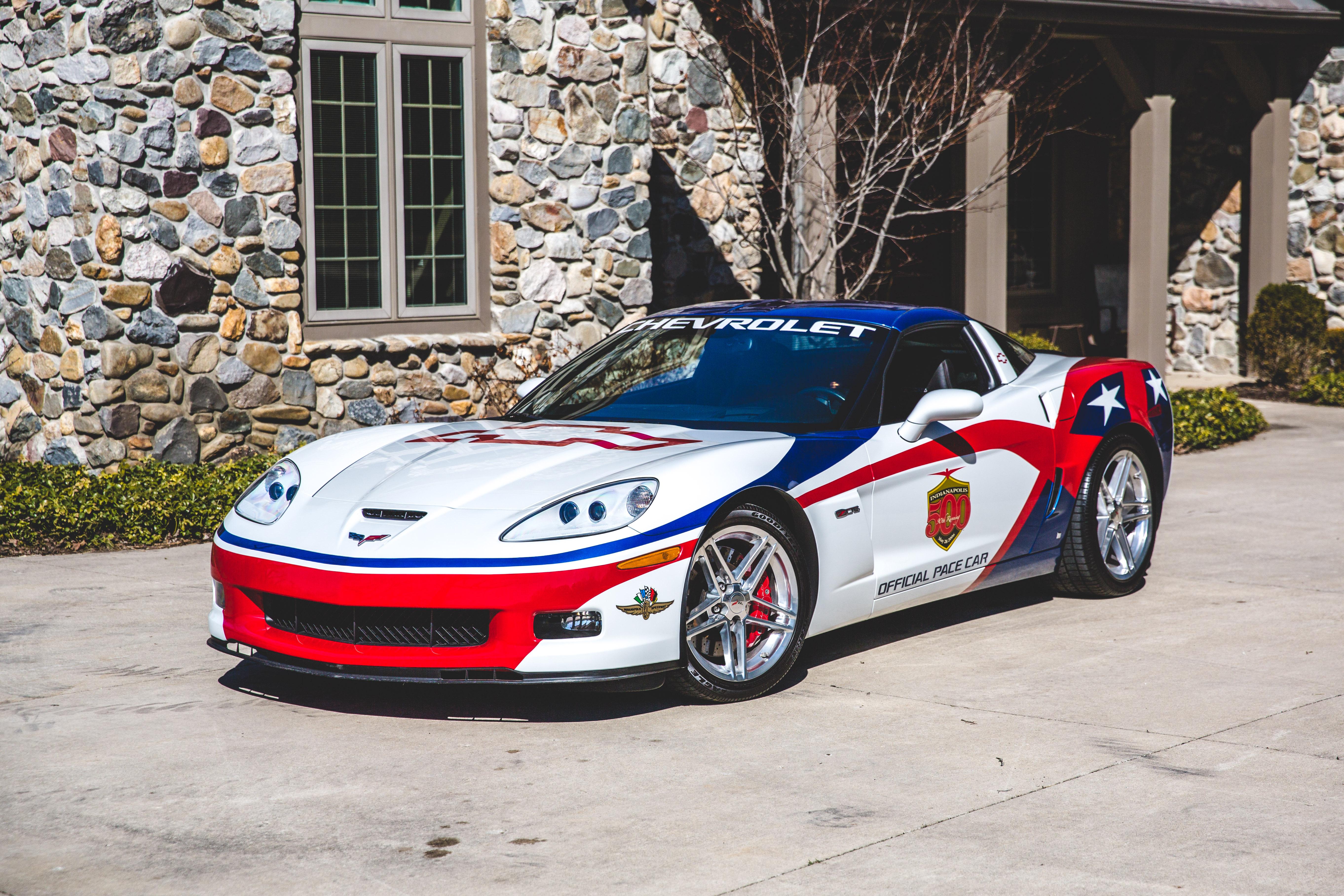 Corvette, Indy pace car collection on Mecum docket, ClassicCars.com Journal