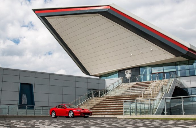 All-Ferrari auction set for Friday at Silverstone