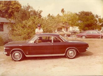 Father's Day: Combining Corvairs to make daily drivers