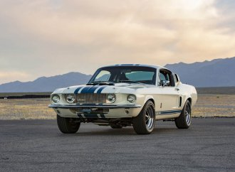 Shelby finally puts 1967 GT500 Super Snake into production