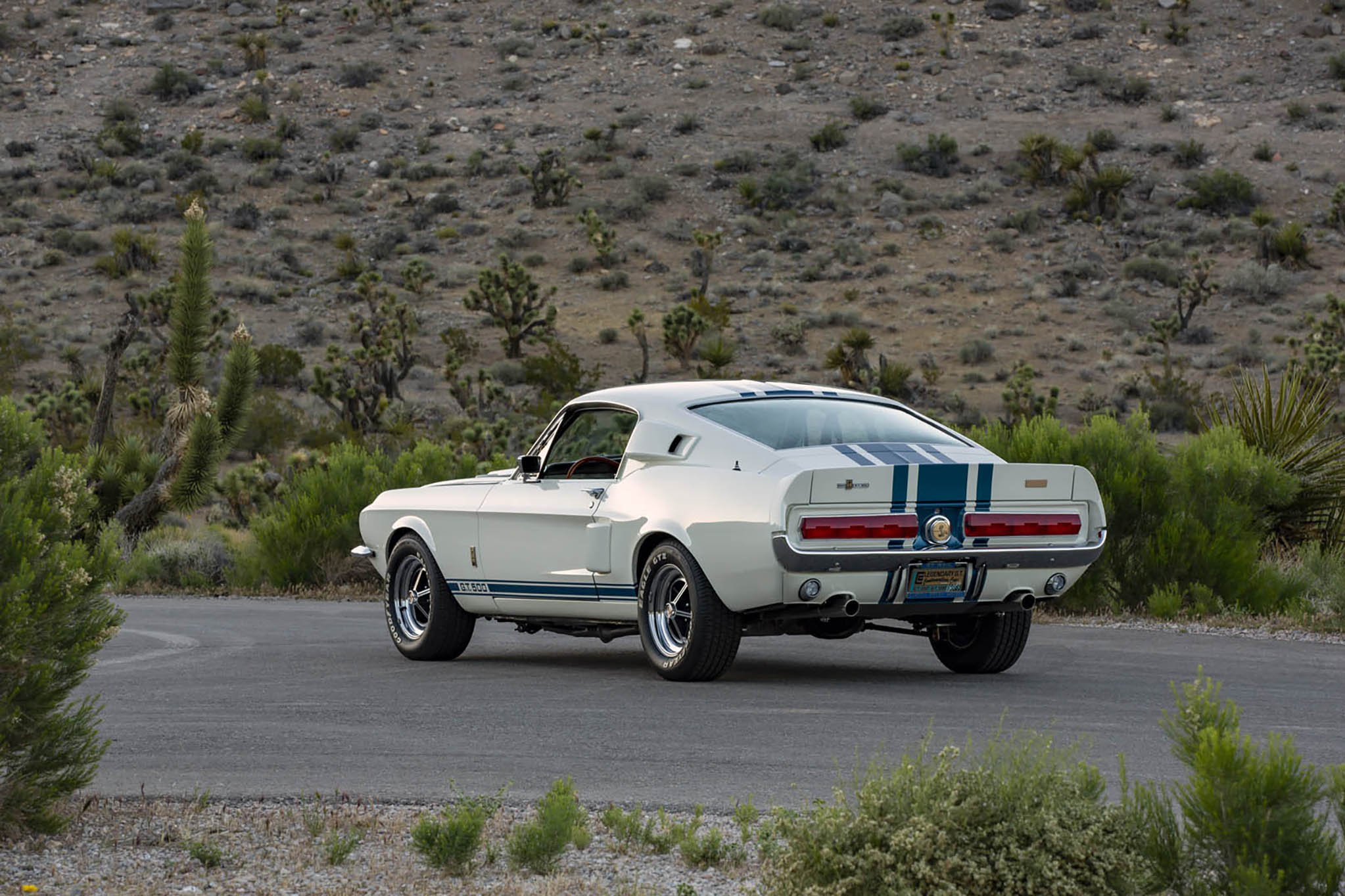shelby finally puts the 1967 gt500 super snake into production. Black Bedroom Furniture Sets. Home Design Ideas